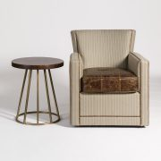 alder-tweed-carmel-chair-end-table-combo-front