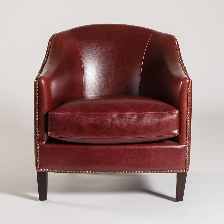 Madison Occasional Chair Alder Amp Tweed Furniture