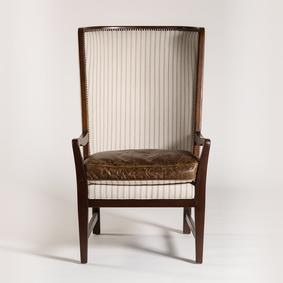 Newport Occasional Chair Alder Amp Tweed Furniture