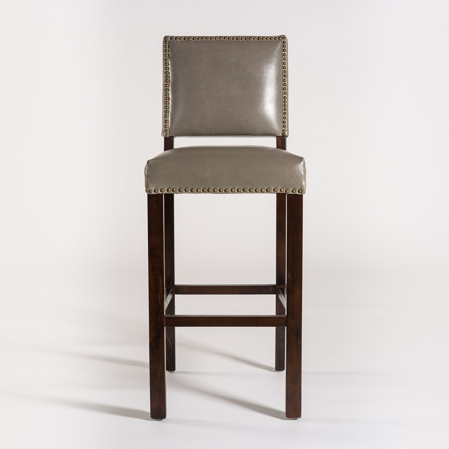Weston Bar Stool Alder Amp Tweed Furniture