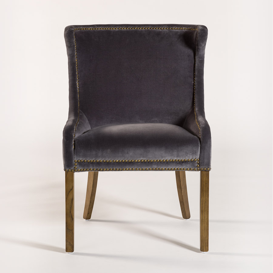 Bellevue dining chair alder tweed furniture for Furniture in bellevue