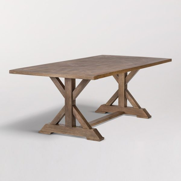 Home Shop Dining Tables Bryant 84 Table