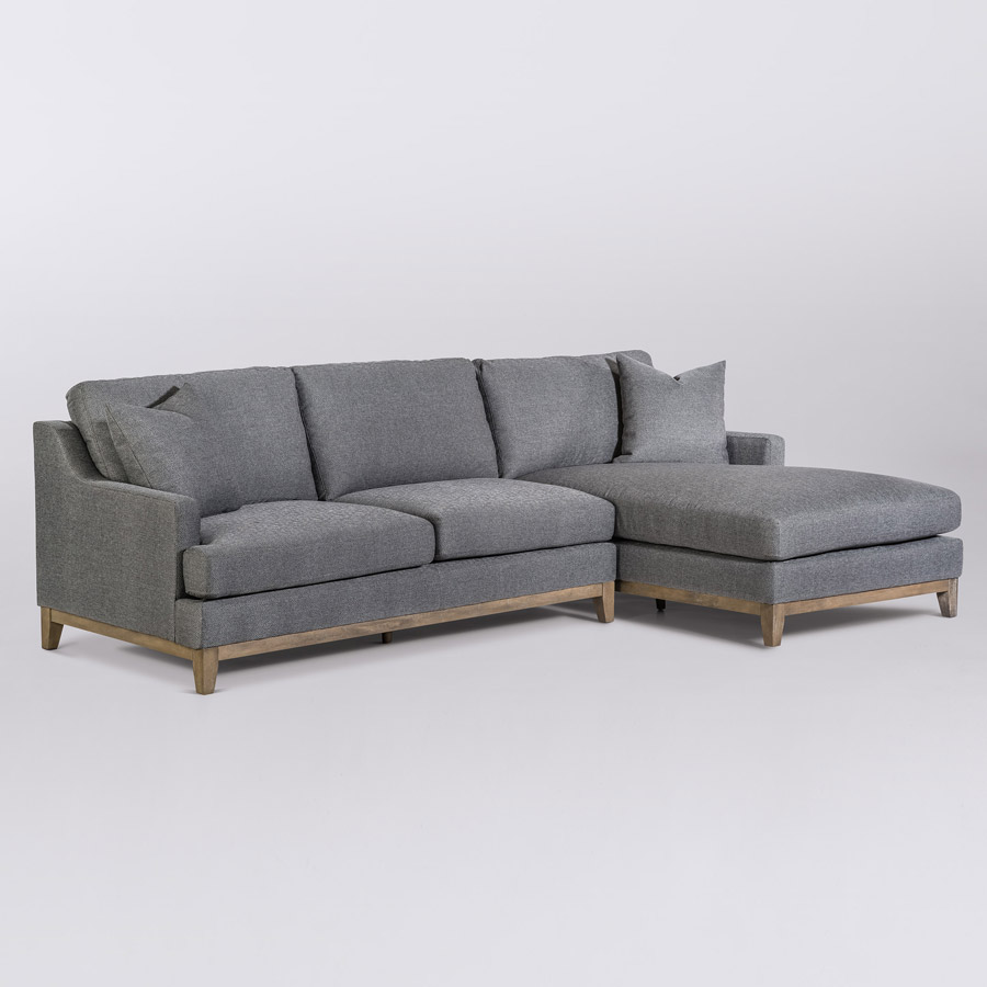 Grant Sectional Right Facing Chaise Raf Alder