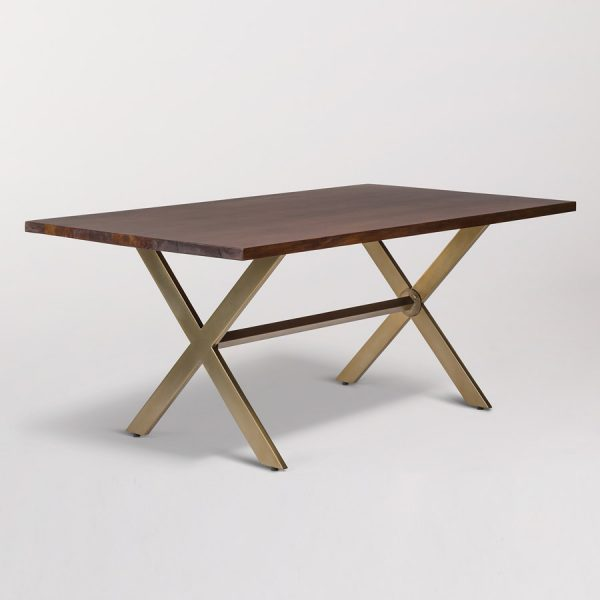 Jackson Dining Table Alder Amp Tweed Furniture