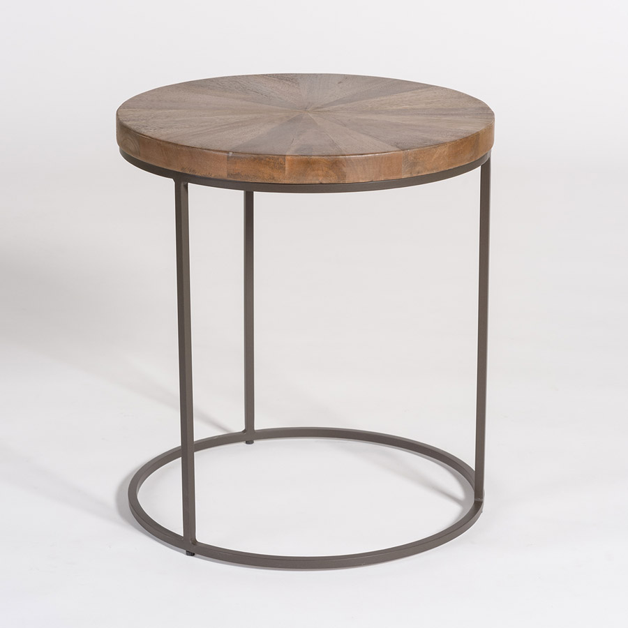 Kingston accent table alder tweed furniture for 12 end table