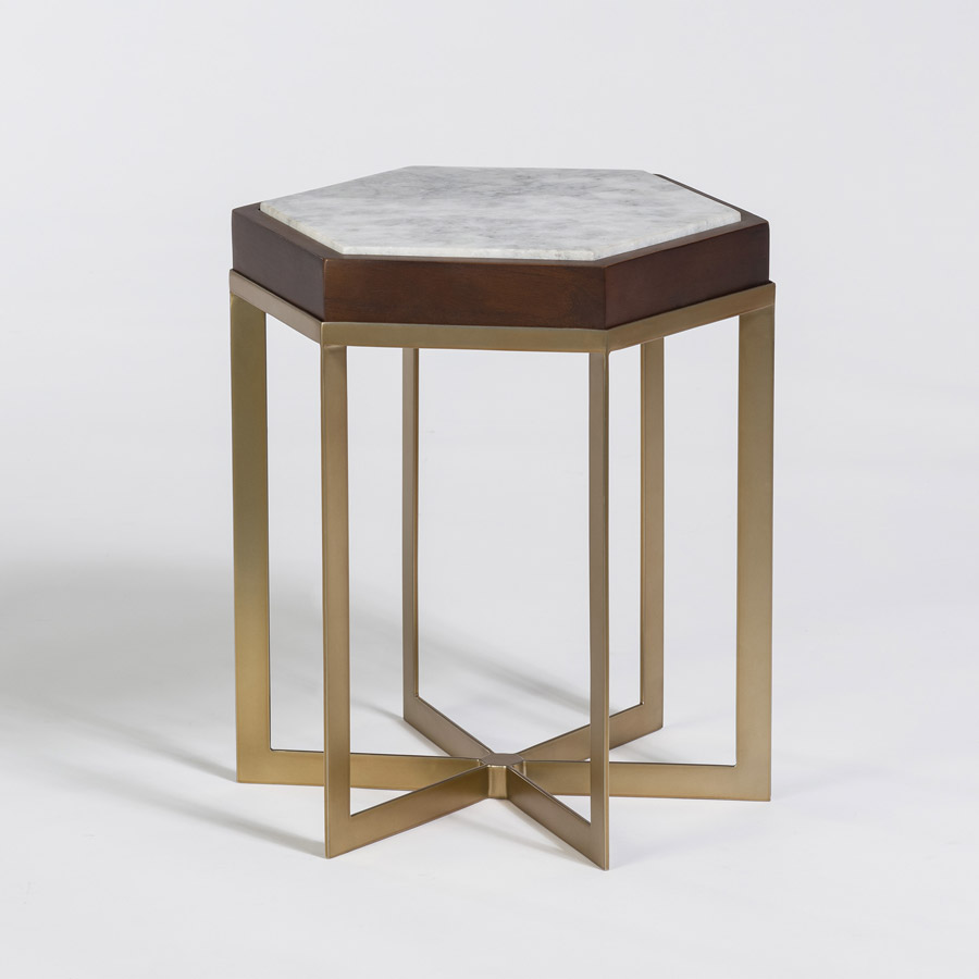 Providence accent table alder tweed furniture for 12 x 12 accent table
