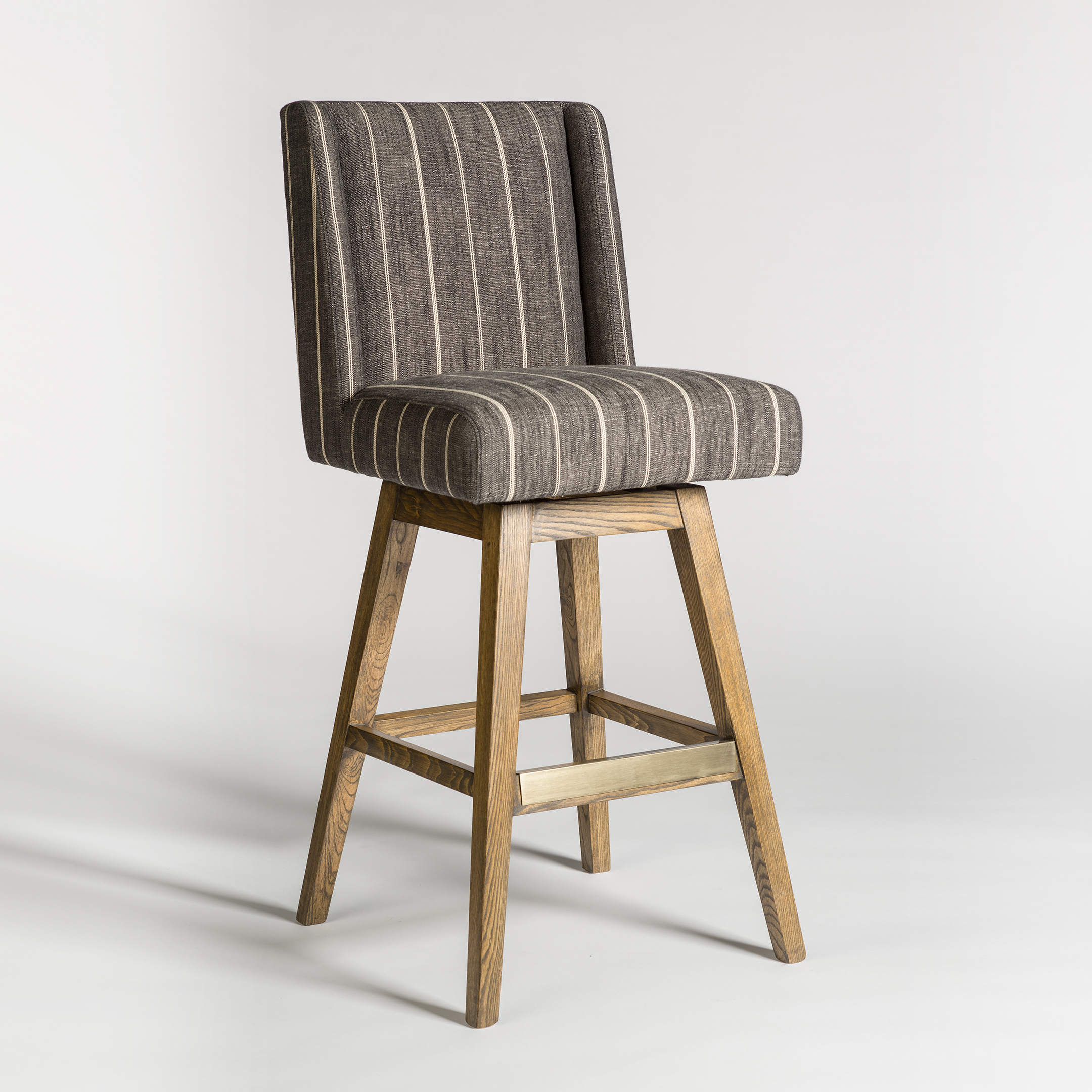 Tribeca Swivel Counter Stool – Alder & Tweed Furniture