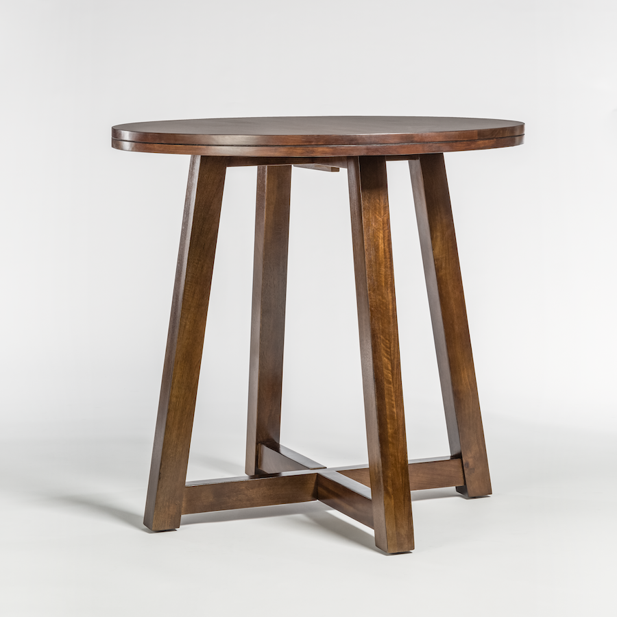 Dalton Pub Table Alder Amp Tweed Furniture