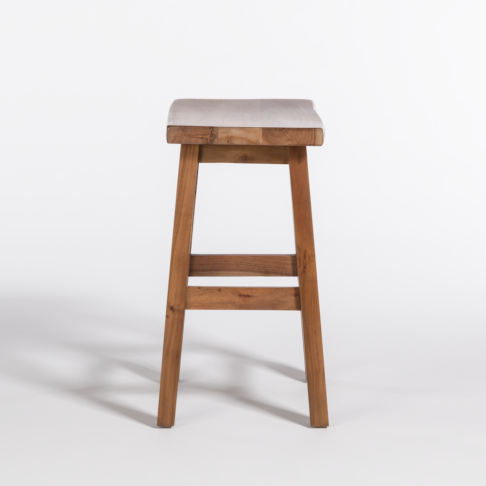 Aspen Bar Stool Alder Amp Tweed Furniture