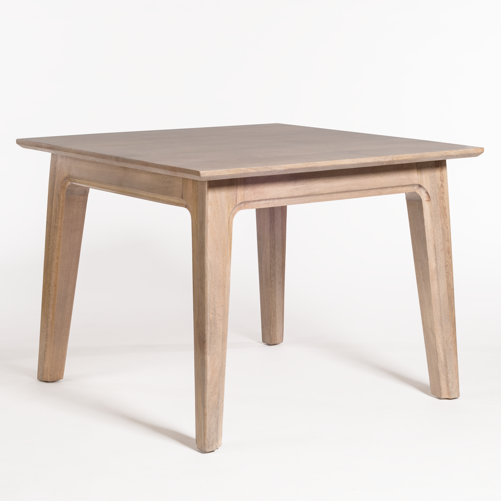 Maxwell 40 Dining Table Alder Amp Tweed Furniture