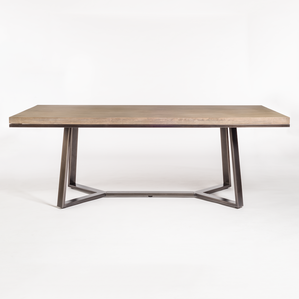 Sloan 84 Dining Table Alder Amp Tweed Furniture
