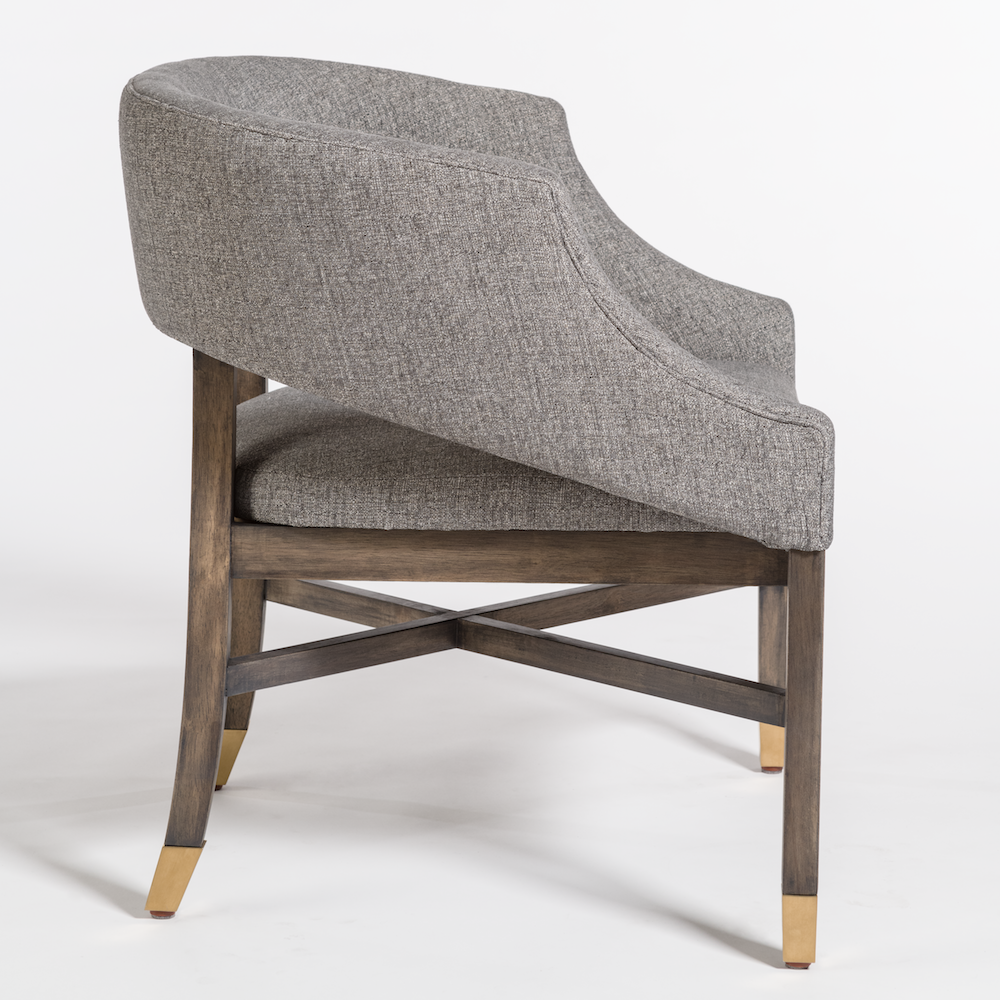 Wyatt Dining Chair Alder Amp Tweed Furniture