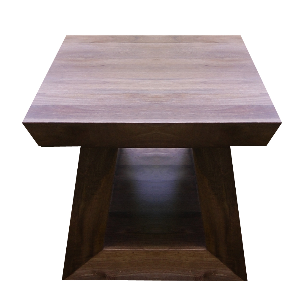 Cooper End Table Alder Tweed Furniture - Cooper end table