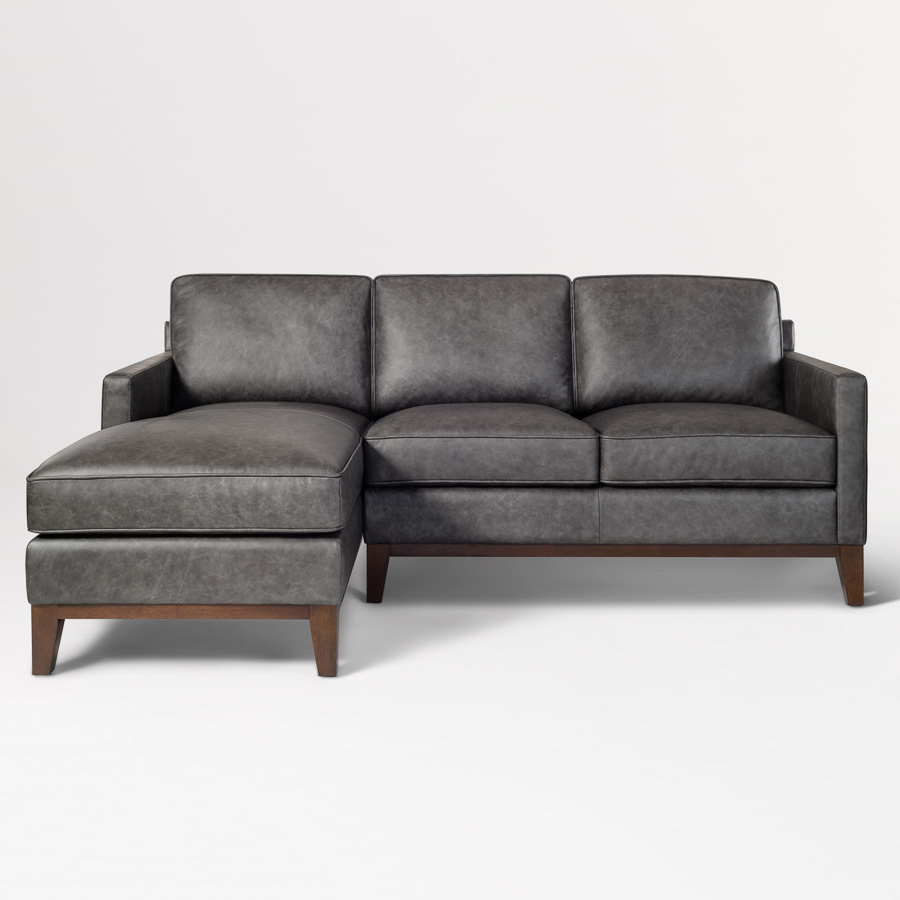 Harlow Sectional Left Facing Chaise Laf Alder