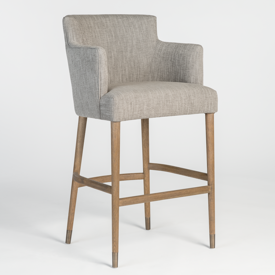 Outstanding Alder And Tweed Bar Stools Uwap Interior Chair Design Uwaporg