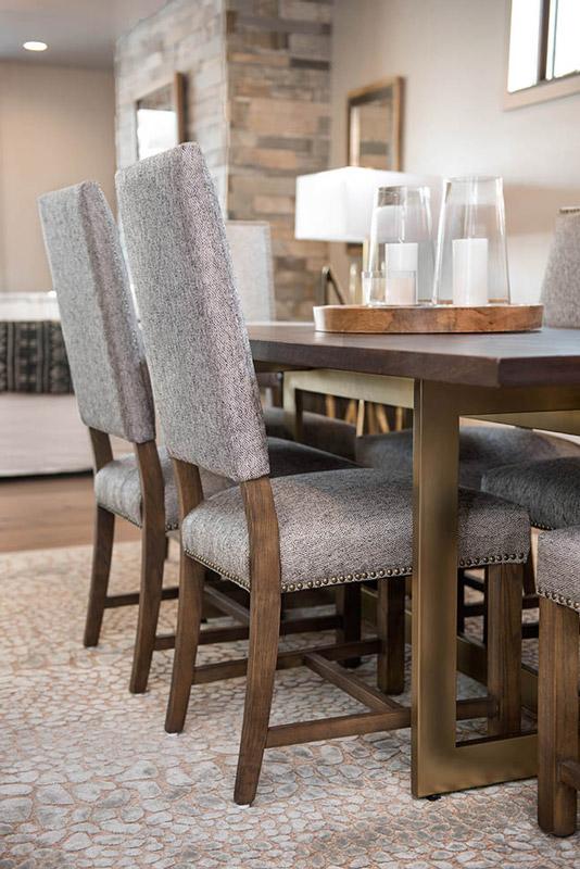 Weston Dining Chair Alder Amp Tweed Furniture