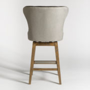 Rockwell Swivel Counter Stool Alder Amp Tweed Furniture