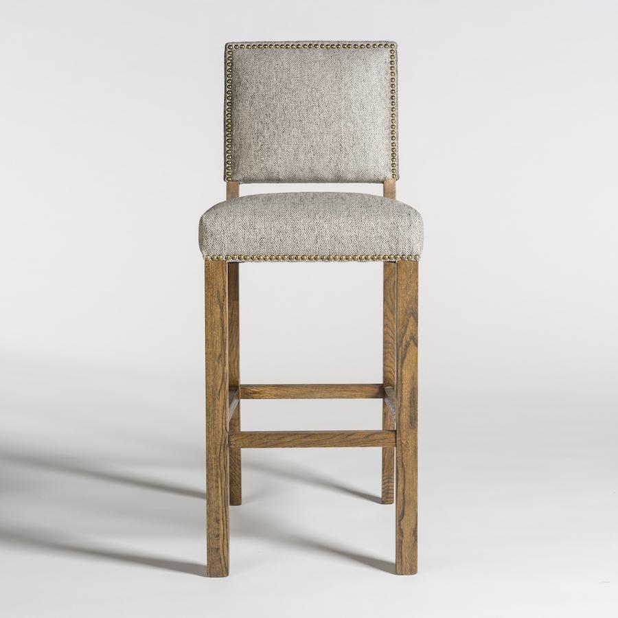 Weston Bar Stool Alder Amp Tweed Furniture