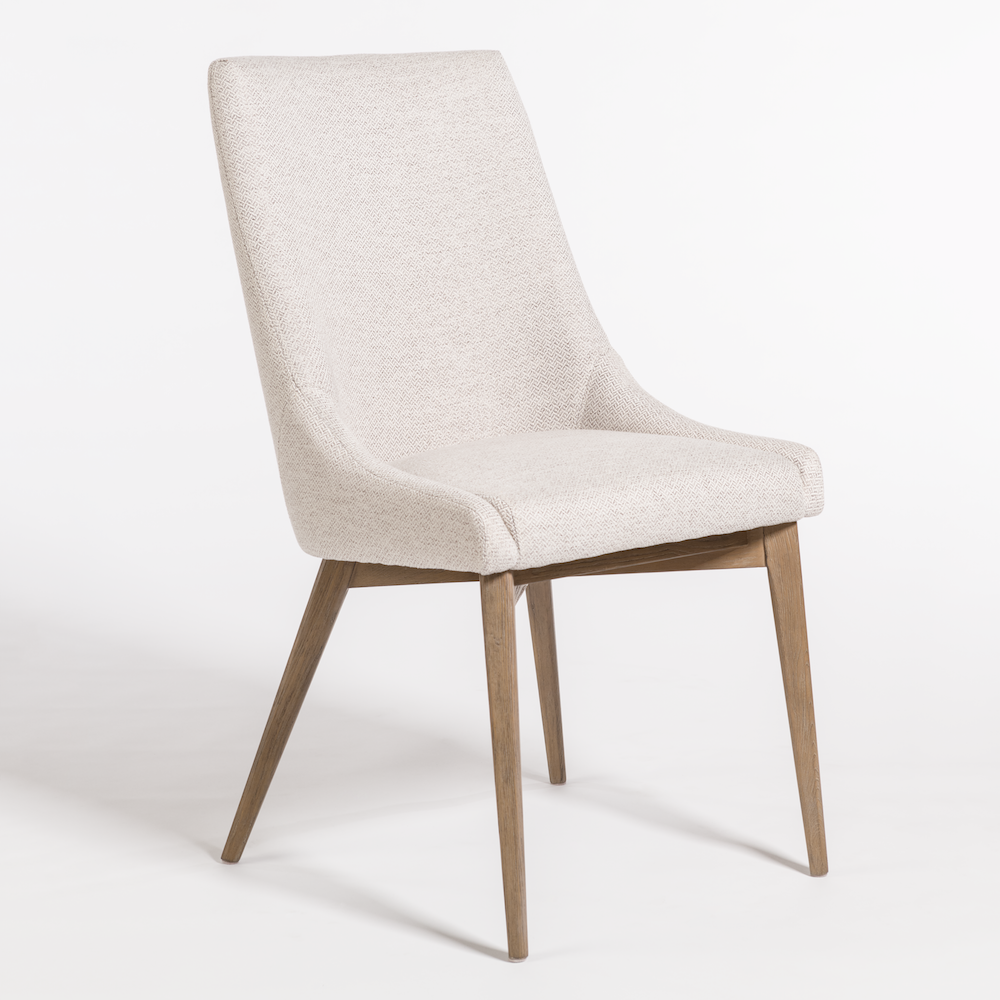 Taylor Dining Chair Alder Tweed Furniture