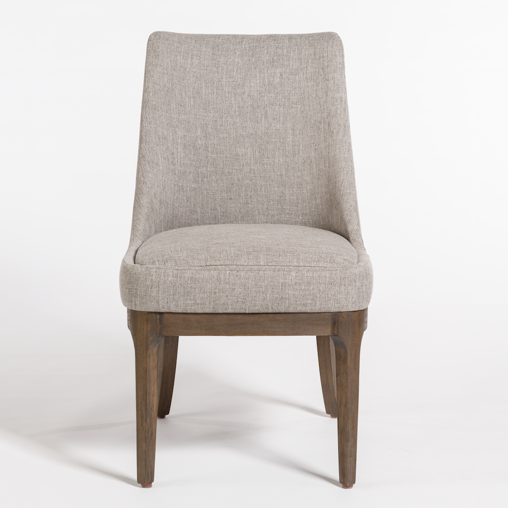 Fine Dawson Dining Chair Alder Tweed Furniture Lamtechconsult Wood Chair Design Ideas Lamtechconsultcom