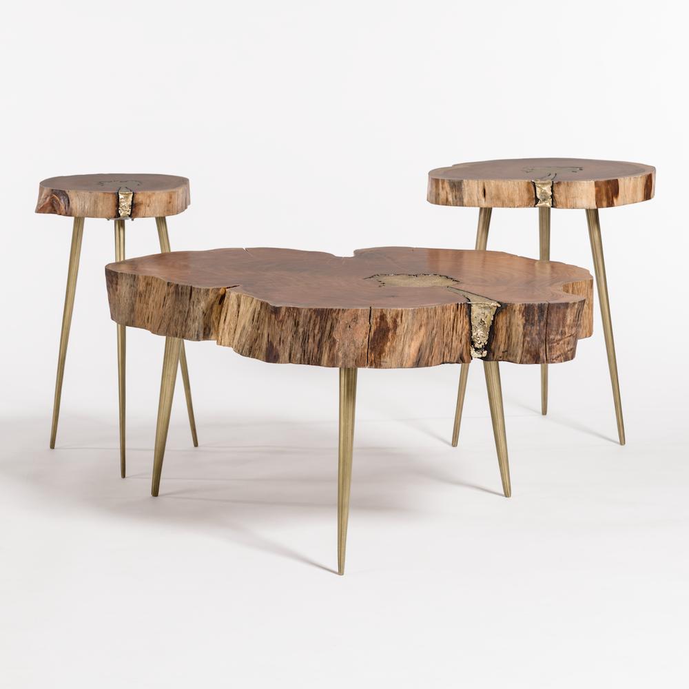 Vail Molten Coffee Table Alder Amp Tweed Furniture